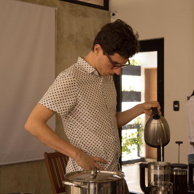 Gente de la Isla dominican coffee cafe dominicano Edouard Beauchemin
