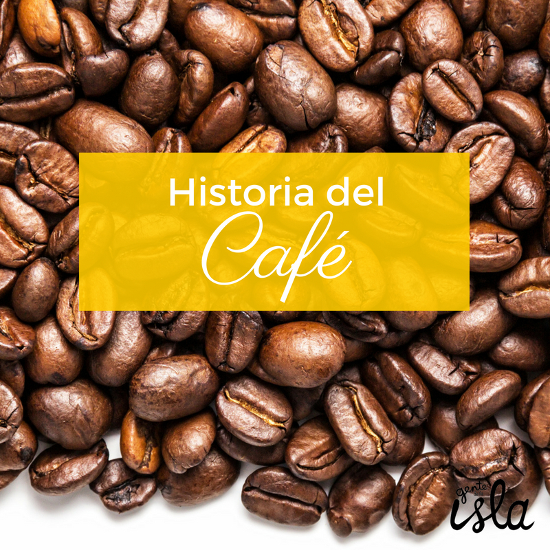 la gente de la isla historia del cafe