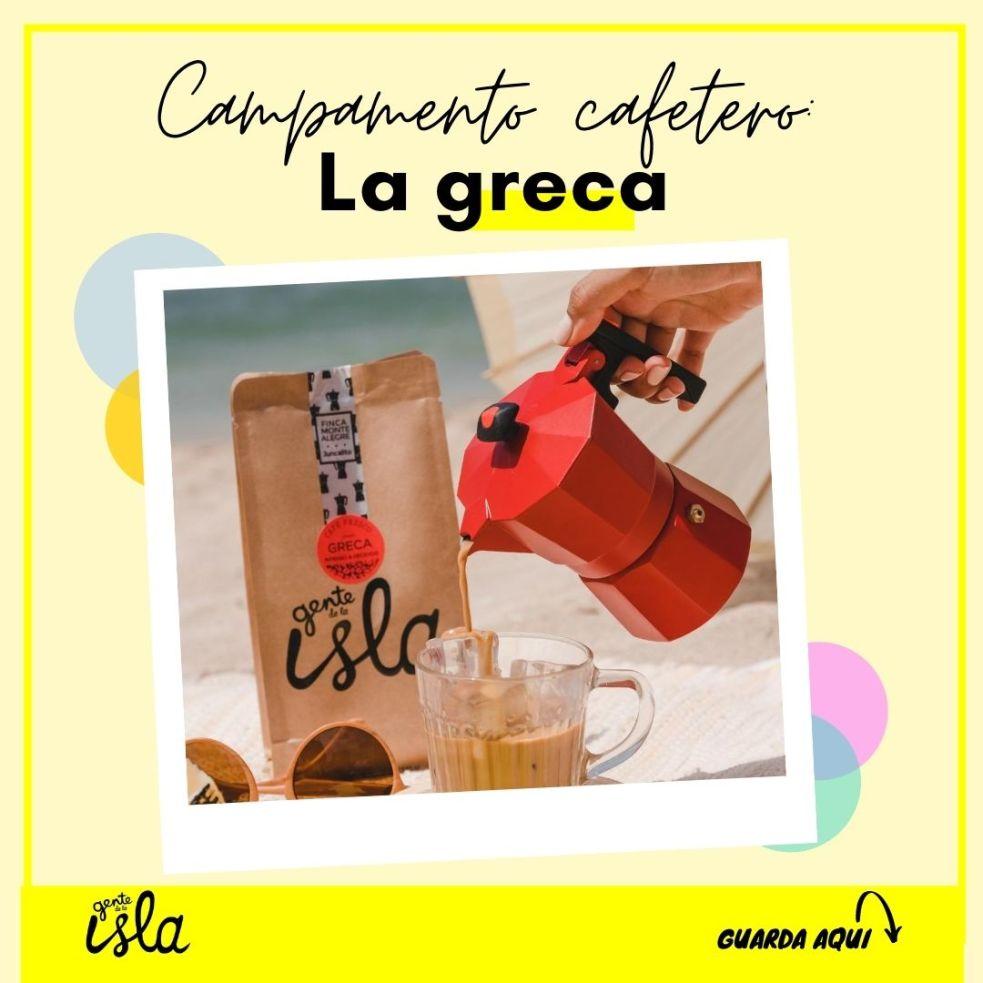 Gente de la Isla cafe dominicano